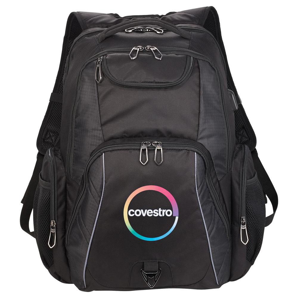 ON SALE! Rainier TSA 17in Computer Backpack (5790-04) - 1 Colour Imprint