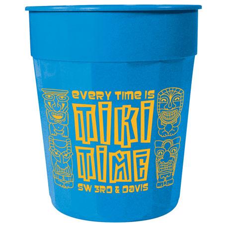 24-oz. Fluted Stadium Cup