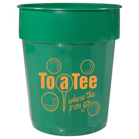 16-oz. Fluted Stadium Cup