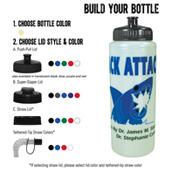 32-oz. Glow Sports Bottle