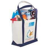 The Atlantic Premium Cotton Boat Tote