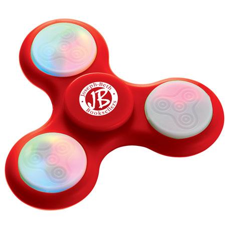 Light Up Spin-It Widget™