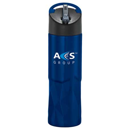 Geometric Stainless Bottle 30oz