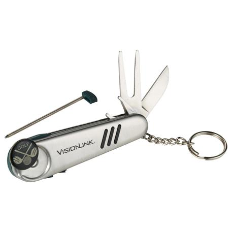 Golf 7-in-1 Tool Keyholder