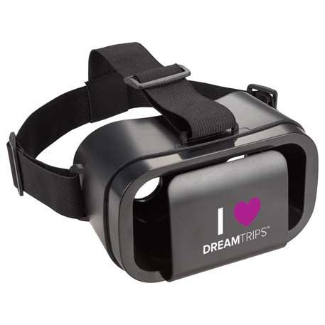 Mobile Virtual Reality Headset