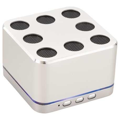Morley Aluminum Bluetooth Speaker