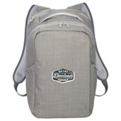 """Zoom® Grid 15"""" TSA Computer Backpack"""
