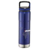 Copper Vacuum Flask with Ceramic Lining 25oz