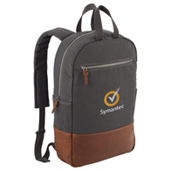 "Alternative® Slim 15"" Computer Backpack"