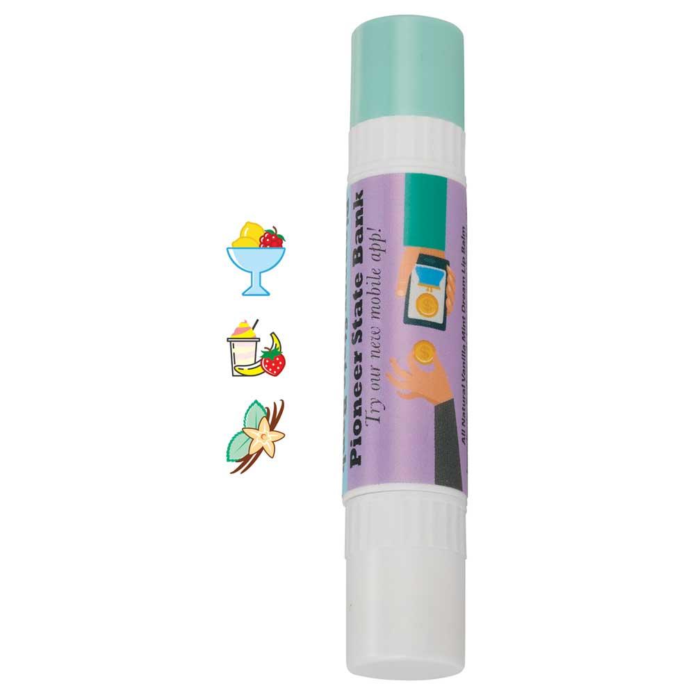 All-Natural Dual-Flavor Lip Balm