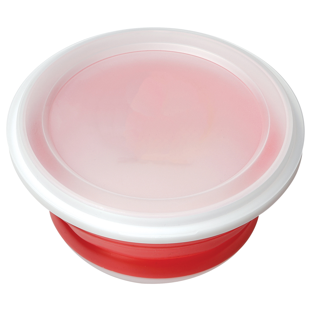 Collapsible Silicone Bowl