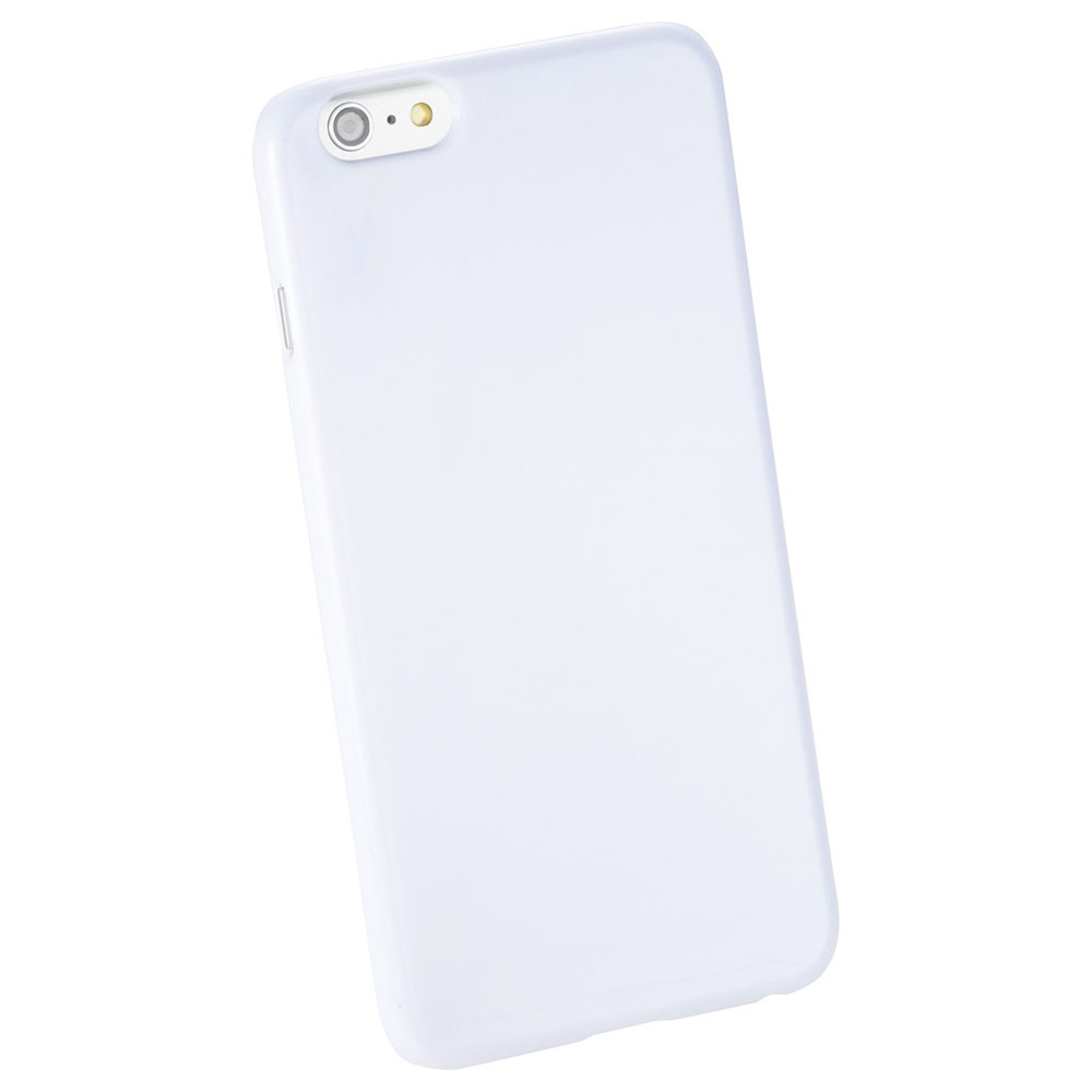 Hard Shell Case for iPhone 6 Plus White