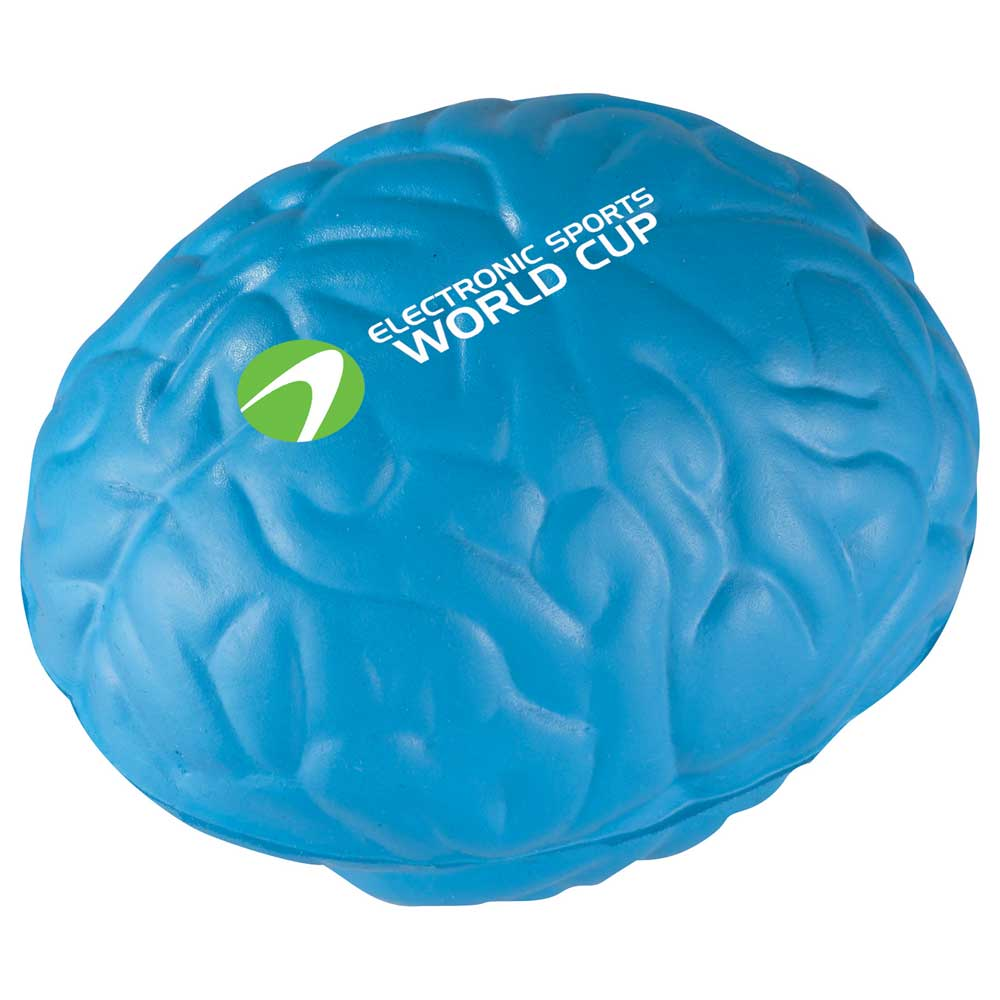 Brain Stress Reliever Blue