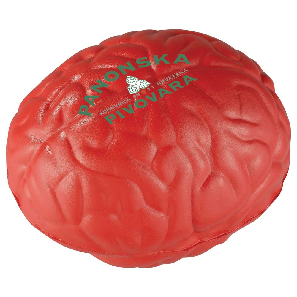 Brain Stress Reliever Red