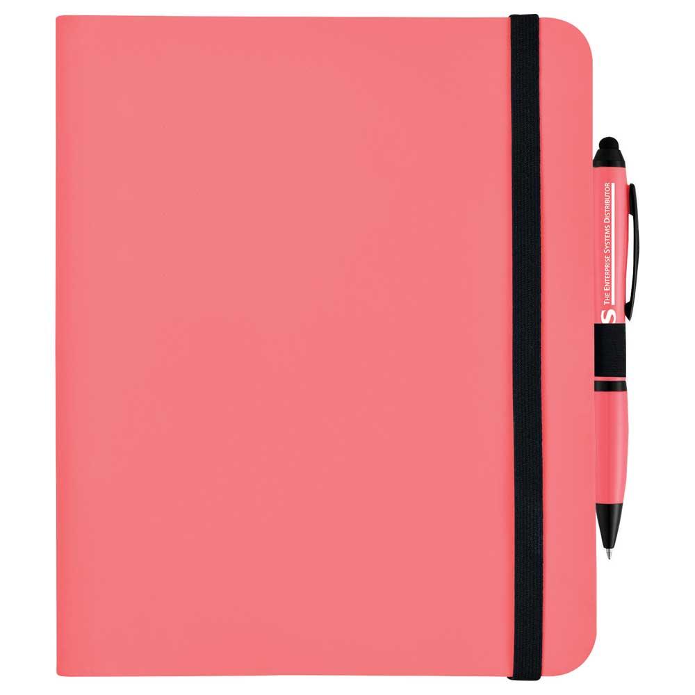 Verve Padfolio Pink