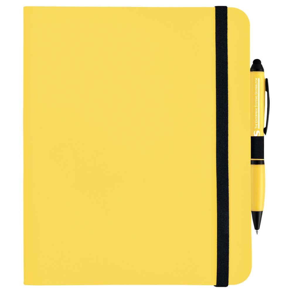 Verve Padfolio Yellow