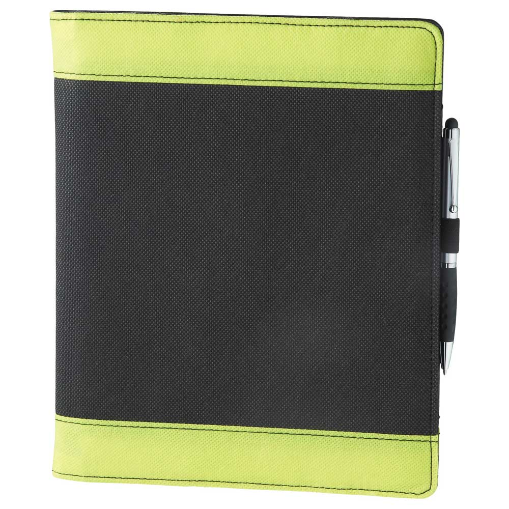 Strider Portfolio for iPad Lime Green