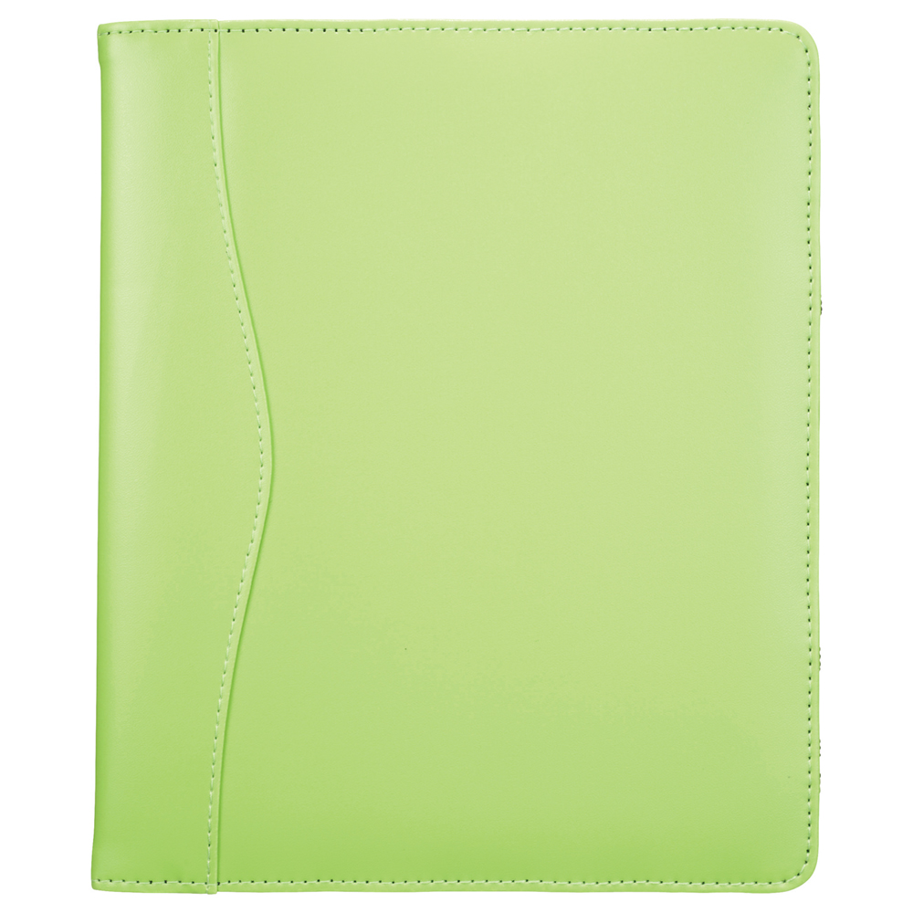Ebony Portfolio for Tablets Lime Green