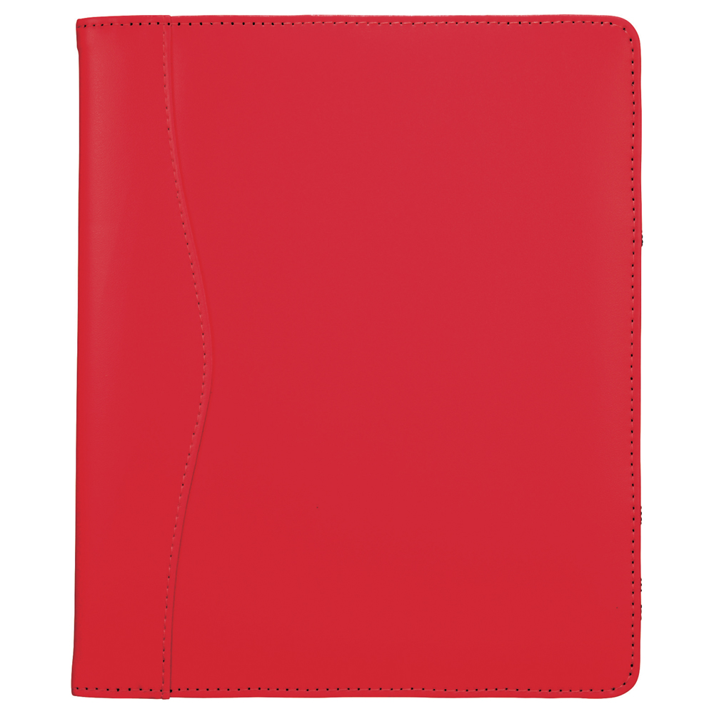Ebony Portfolio for Tablets Red