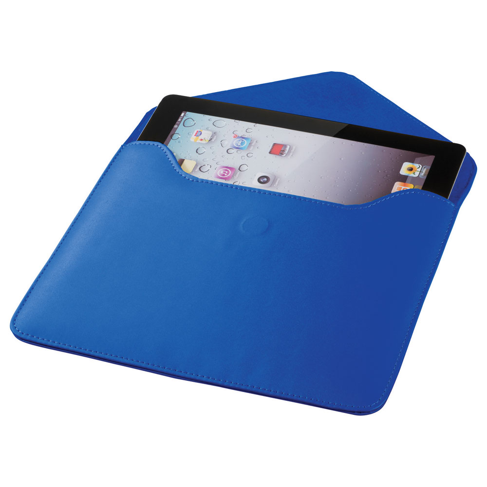 Boulevard Tablet Envelope Blue