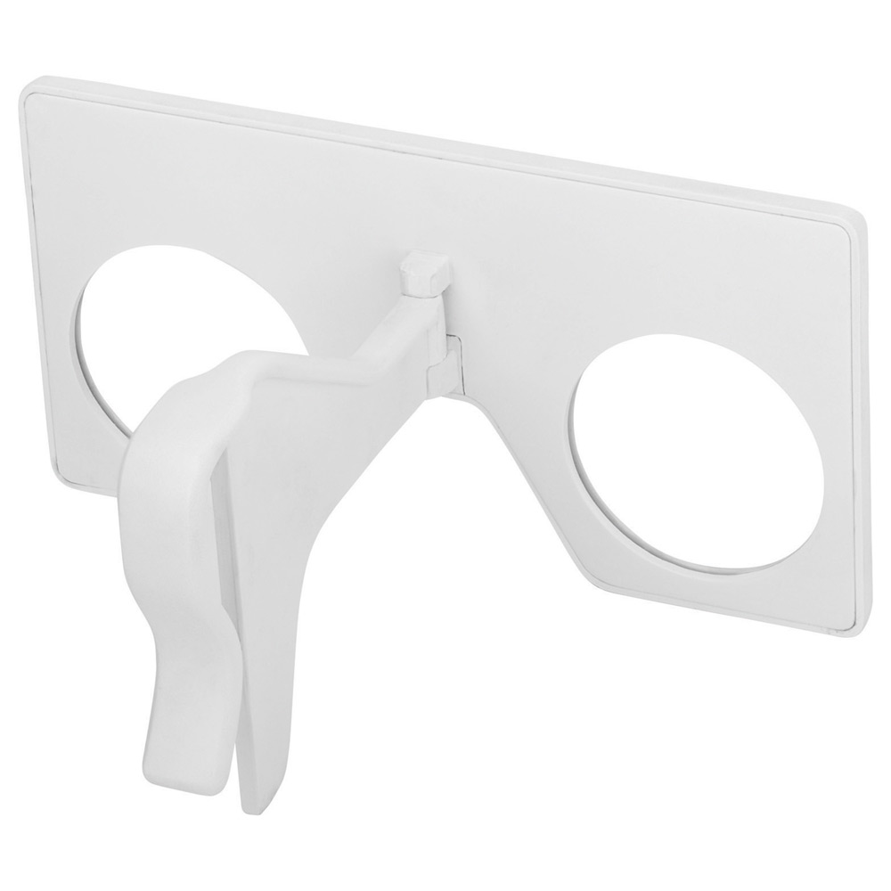 Mini Virtual Reality Glasses w/ Clip