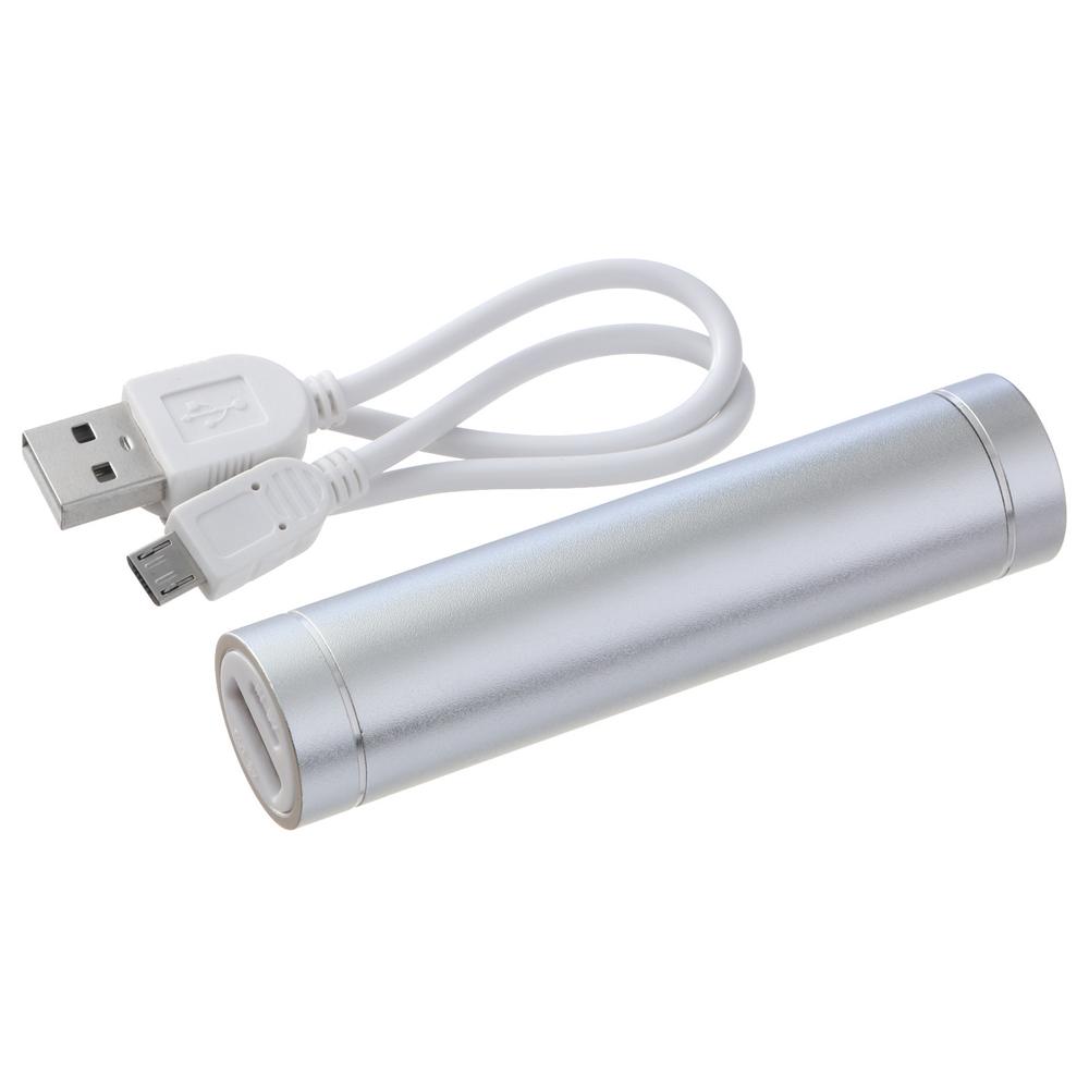 Bolt Aluminum 2,200 mAh Power Bank