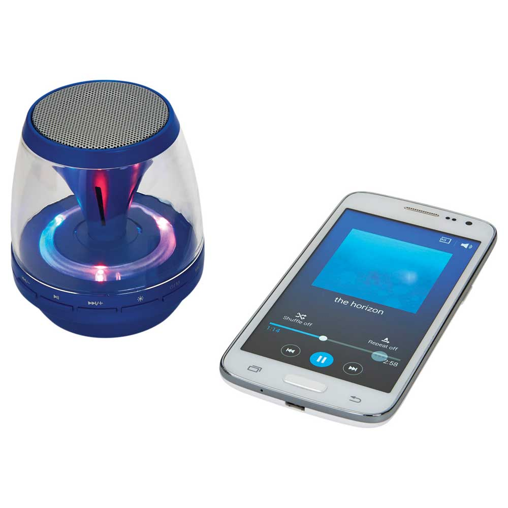 Rave Light Up Bluetooth Speaker