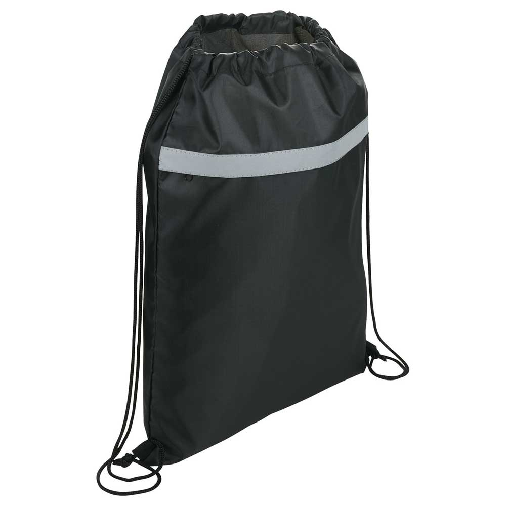 Reflecta Pocket Drawstring Bag Black