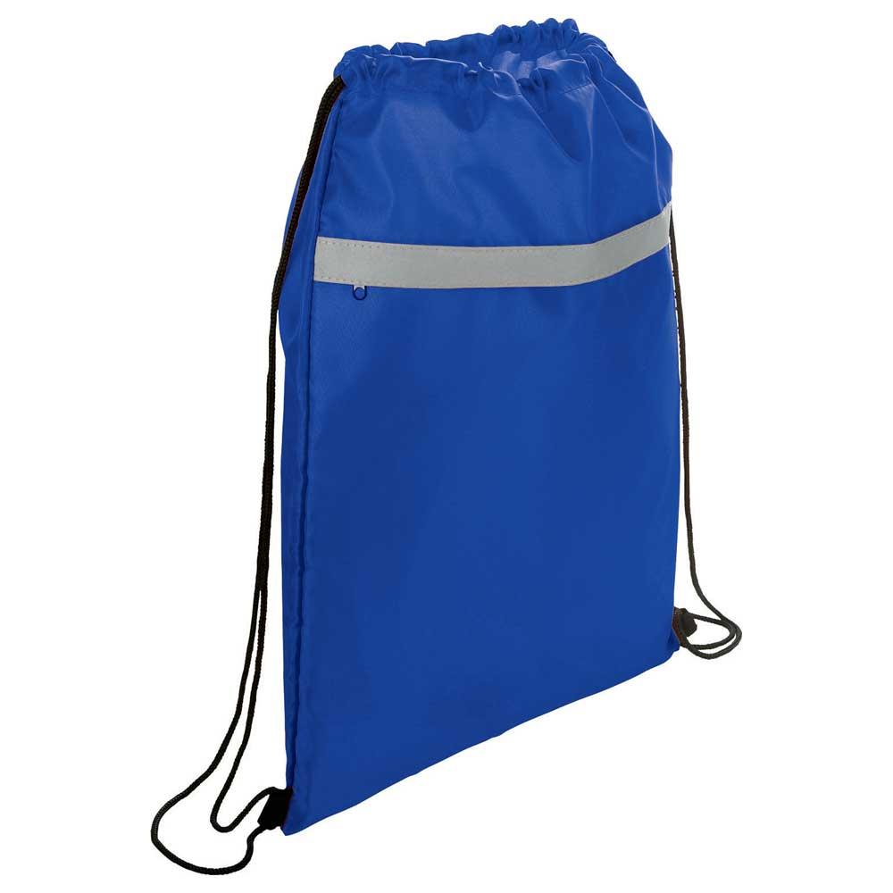 Reflecta Pocket Drawstring Bag Royal Blue