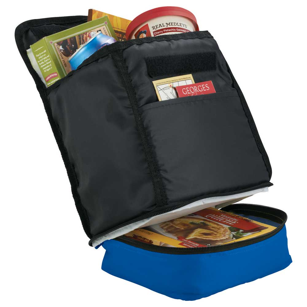 Daily Dual Compartment 6-Can Lunch Coole