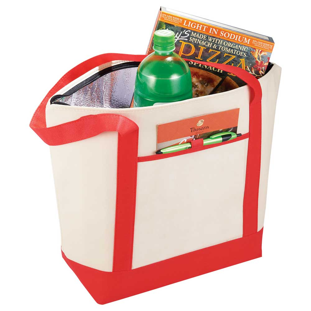 Lighthouse 24-Can Non-Woven Boat Tote Co