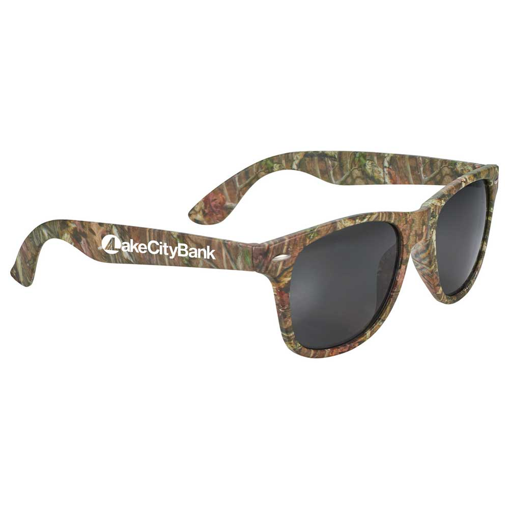 Camouflage Sun Ray Sunglasses