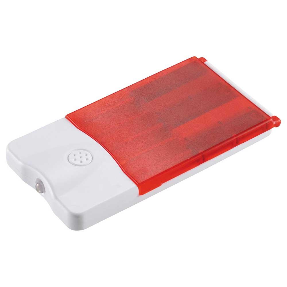 Fix It Screwdriver Set Translucent Red