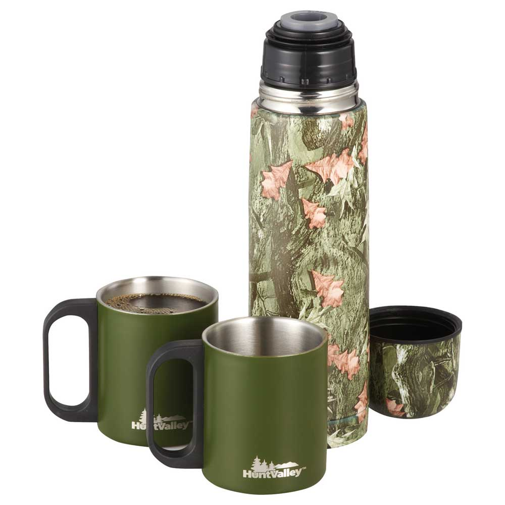 Hunt Valley®  Vacuum Insulated Bottle Set 18oz