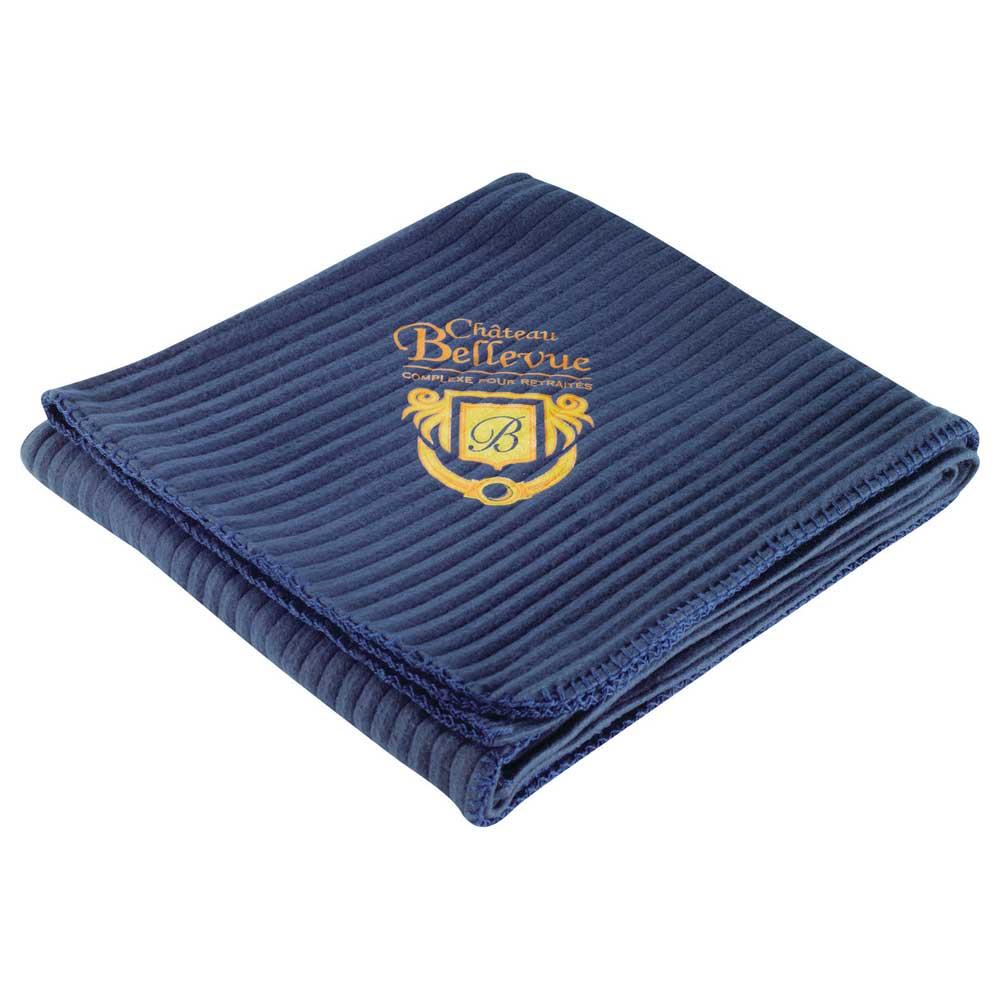 Spring Throw Blanket Navy (NY)