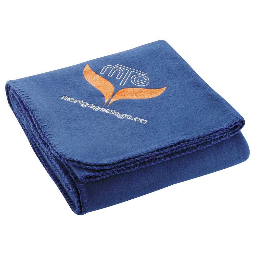 Cozy Fleece Blanket Royal (RYL)