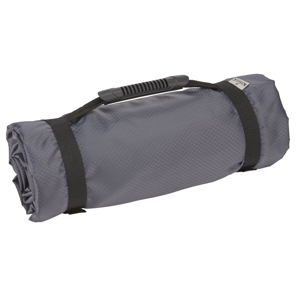 Kanata Tek Explorer Blanket Charcoal/Grey