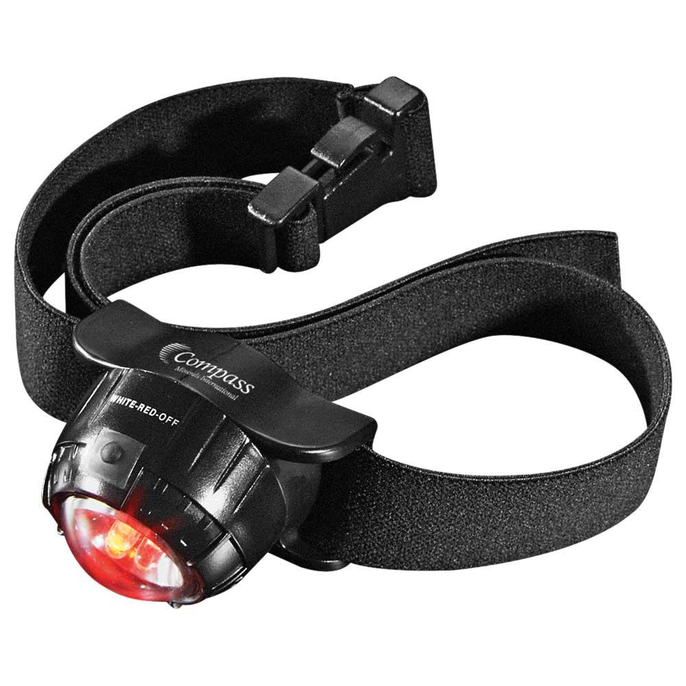 3 LED Headlamp 2 Lithium Battery