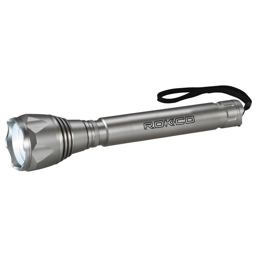 Mega Tactical Dual Output CREE 3W Flashlight