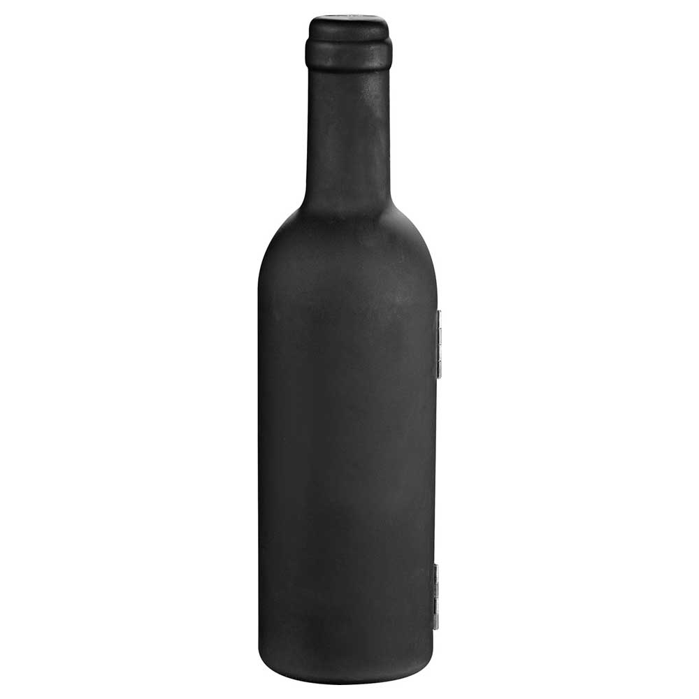 Grigio 4-Piece Wine Bottle Set