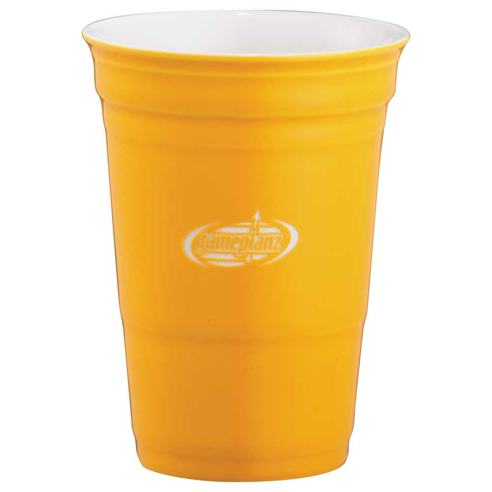 Game Day Ceramic Cup 12oz