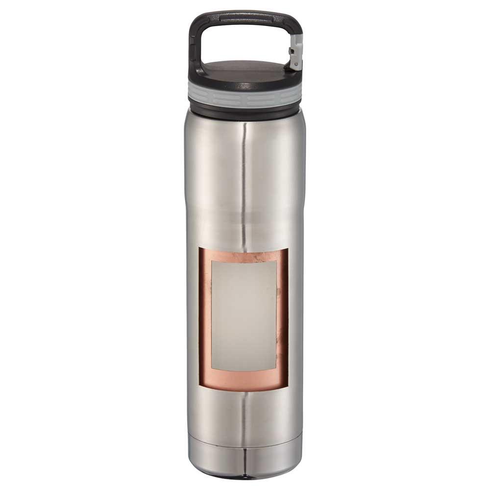 Copper Vacuum Bottle with Ceramic Lining 25oz