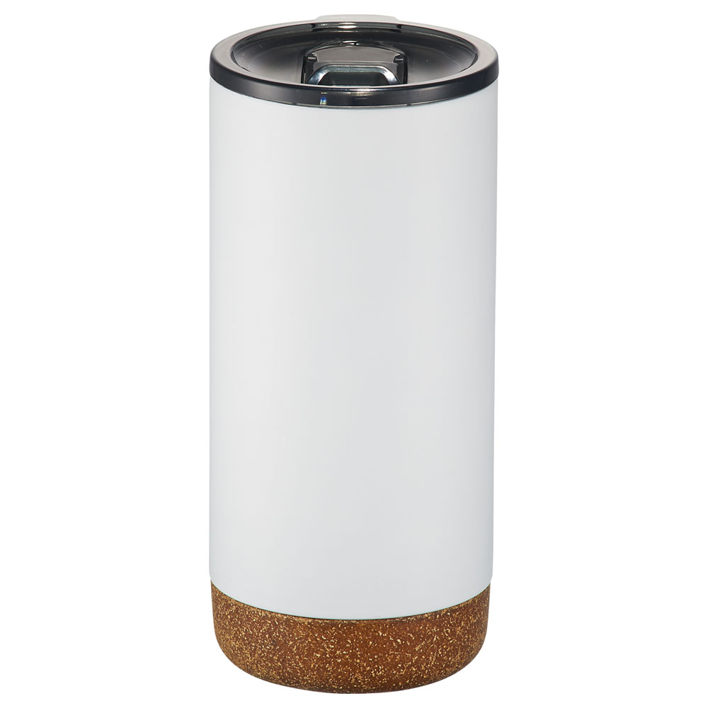 Valhalla Copper Vacuum Tumbler with Cork 16oz
