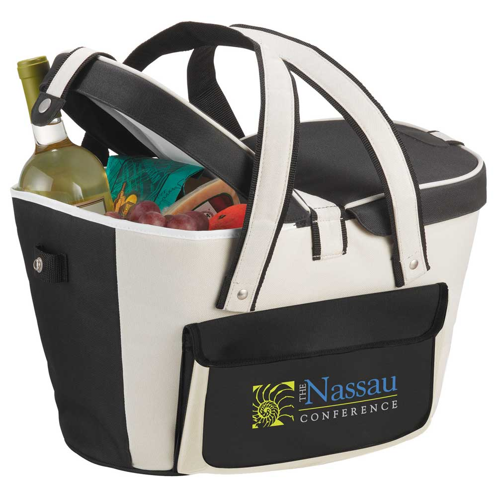 Picnic Basket 24 Can Cooler