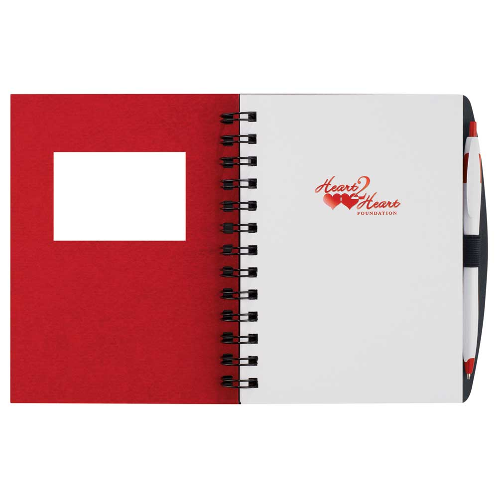 Frame Rectangle Hardcover JournalBook™