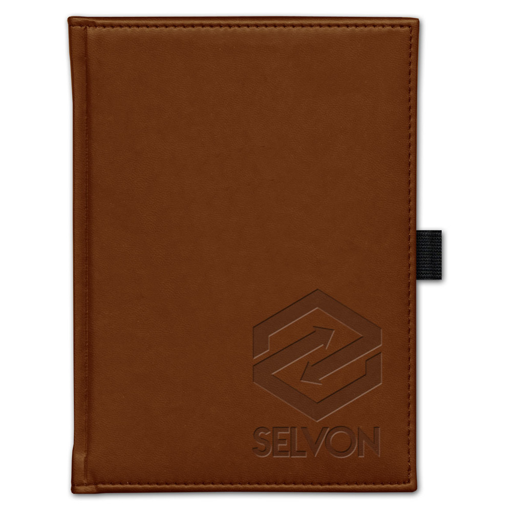 Pedova Deboss Plus Bound JournalBook™
