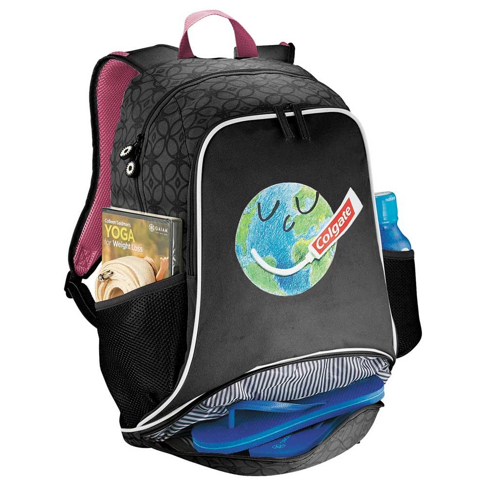 Fitness Compu-Backpack