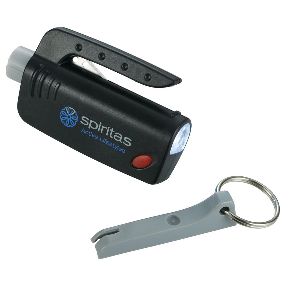 Key to Safety Rescue Keychain