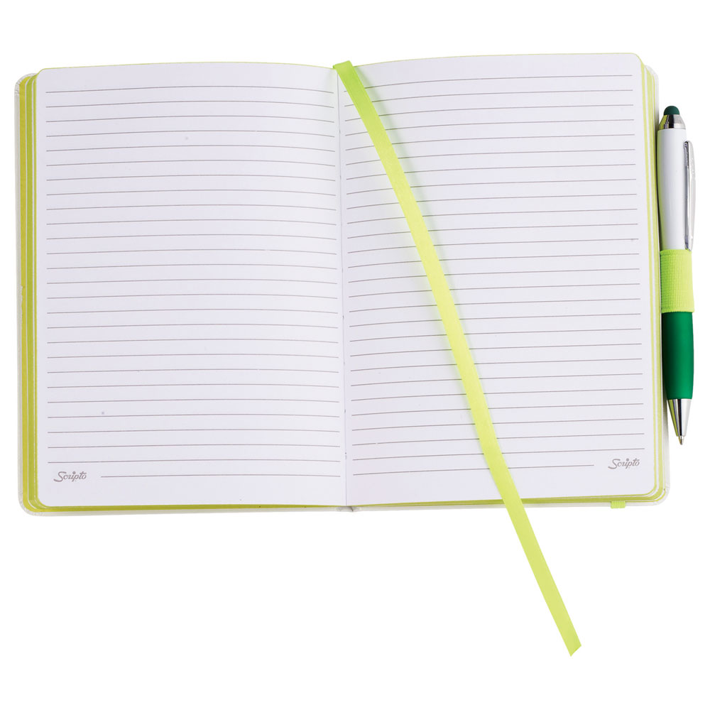 Scripto® Color Flex Bound Journal