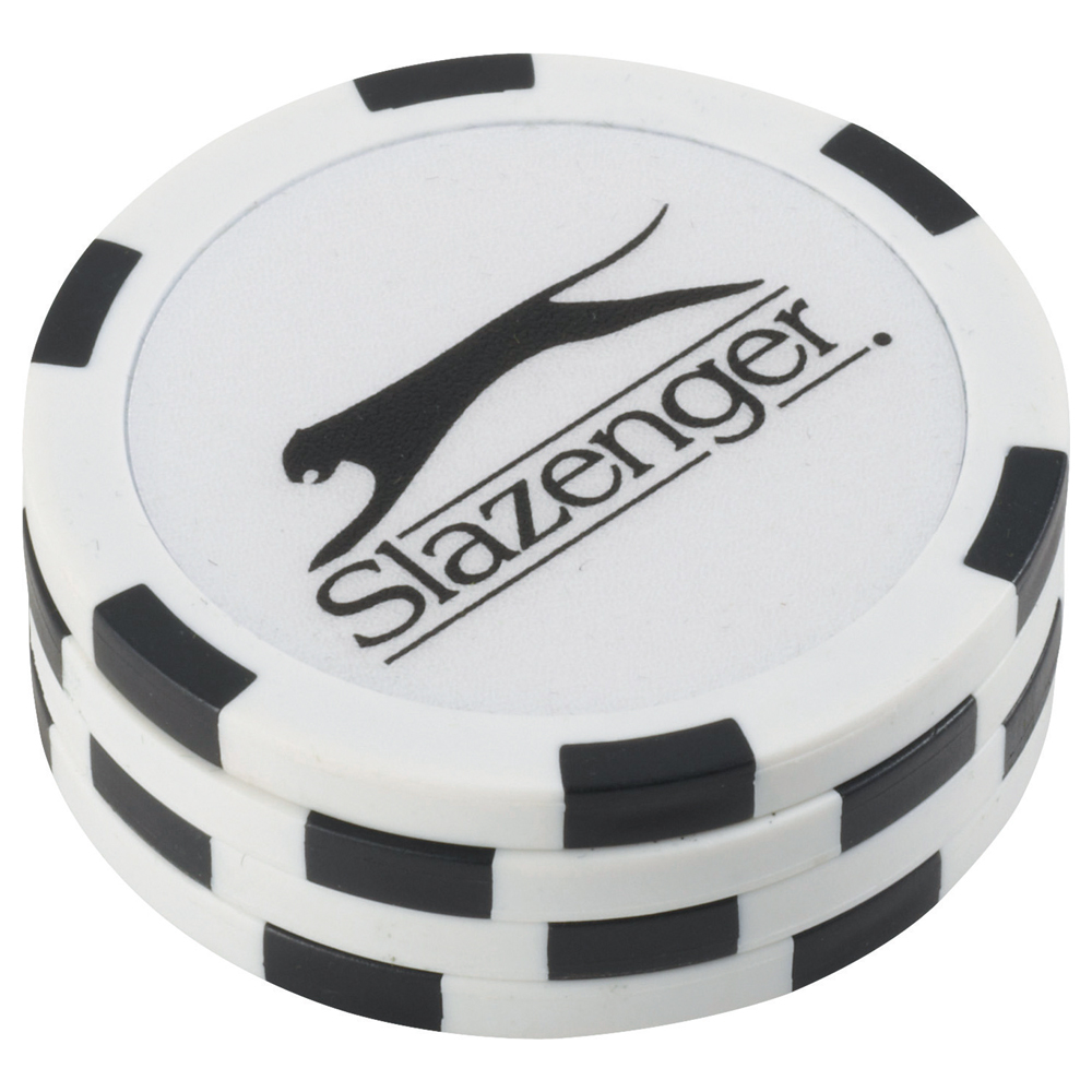 Slazenger™ Turf Ball Marker Gift Set